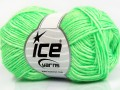 Denim - neonově zelená