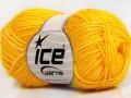 Denim - žlutá