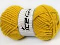 Elita vlna superbulky - žlutá