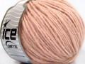 Etno Alpaka - světle růžová