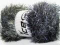 Eylash Dazzle - černostříbrná