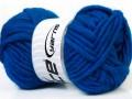 Felt virgin vlna - královská modrá