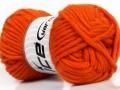 Felt virgin vlna - oranžová 1