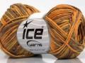 Fettucia cottonac fajn - oranžovozlatohnědá