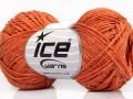 Fettucia cottonac fajn - tmavě oranžová
