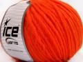 Filzy vlna - oranžová 1