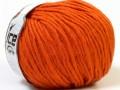Filzy vlna - oranžová