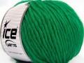 Filzy vlna - zelená