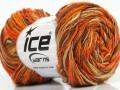 Flamme color - oranžovohnědovelbloudí