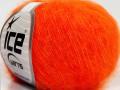 Fluffy superfajn - oranžová