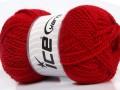 Fox vlna - červená