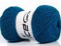 Fox vlna - modrozelená