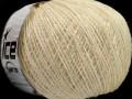 Freddo Alpaka lux - krémovozlatá