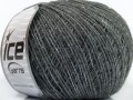 Freddo Alpaka lux - šedostříbrná