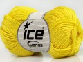 Giza bavlna - žlutá