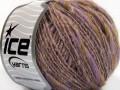 Goloso Alpaka - fialovosvětlehnědá
