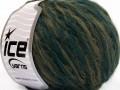 Goloso Alpaka - zelené odstíny