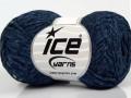 Graphite bavlna - námořnickásvětlefialová