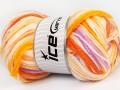GumBall - oranžovofialovobílá