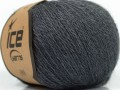Hedvábí - tmavě šedá 1