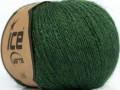 Hedvábí - zelená