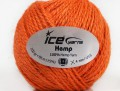Hemp - oranžová