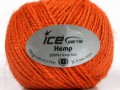 Hemp - oranžová 2