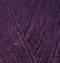 Hep Angora gold - Simli - fialová č. 111