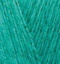 Hep Angora gold - Simli - zelená č. 20