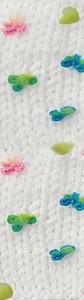 Hep - Flower baby - bílá 5402
