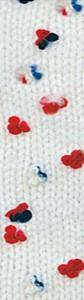 Hep - Flower baby - bílá 5416