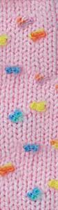 Hep - Flower baby - růžová 5381