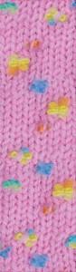 Hep - Flower baby - růžová 5382