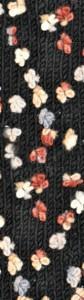 Hep - Flower - černá č. 5085