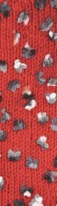 Hep - Flower - červená č. 5080