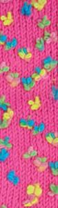 Hep - Flower - růžová č. 5089