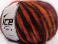 Kean vlna - červenozlatokaštanovorůžová