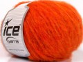 Kean vlna - oranžová