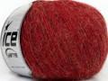 Lialux glitz - červená