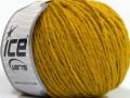Lima alpaka worsted - tmavě zlatá