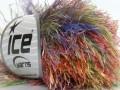 Long Eylash colorful - duhová