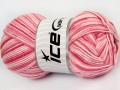 Lorena color - růžové odstíny