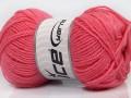 Lux vlna - růžová