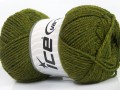 Lux vlna - zelená melánž