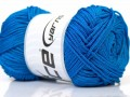 Macrame cord - modrá