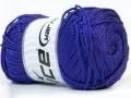 Macrame cord - purpurová