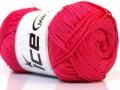 Macrame cord - růžová