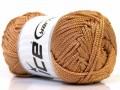 Macrame cord - velbloudí hnědá