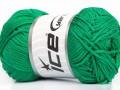 Macrame cord - zelená 1