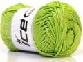 Macrame cord - zelená